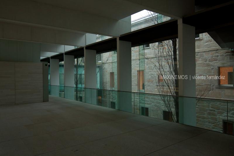 Fotograf a de arquitectura museo de pontevedra imaxinemos - Arquitectos en pontevedra ...