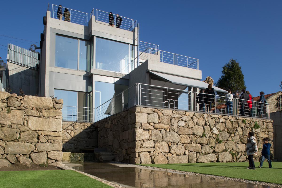 Casa Buque- Arquitecto Mauro Lomba